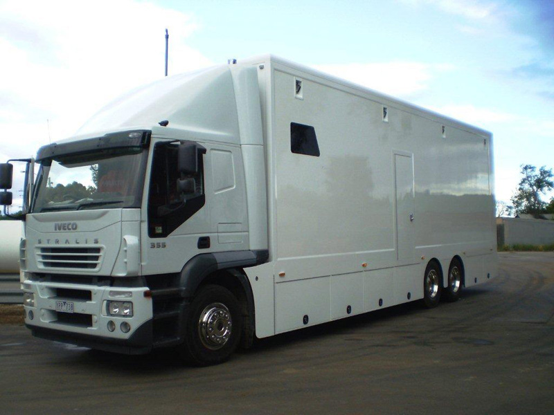 Race Car Transporter