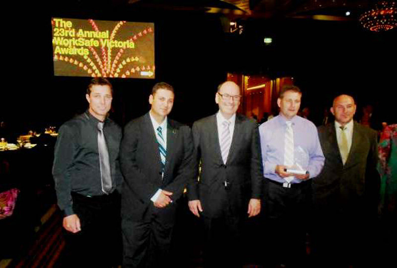 WorkSafe Awards
