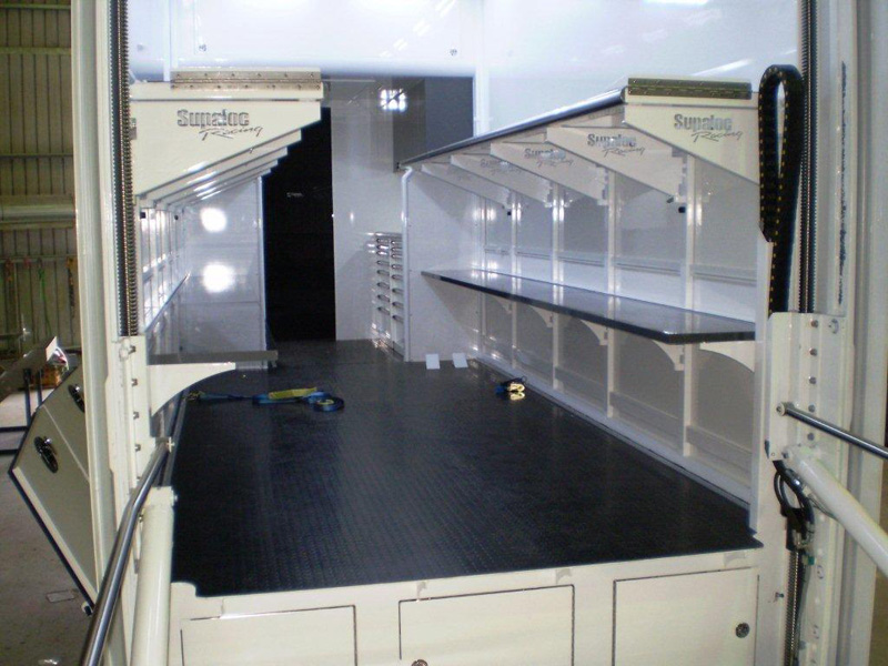 Inside CarTransporter